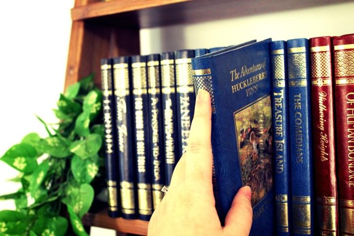 Bibliophile…