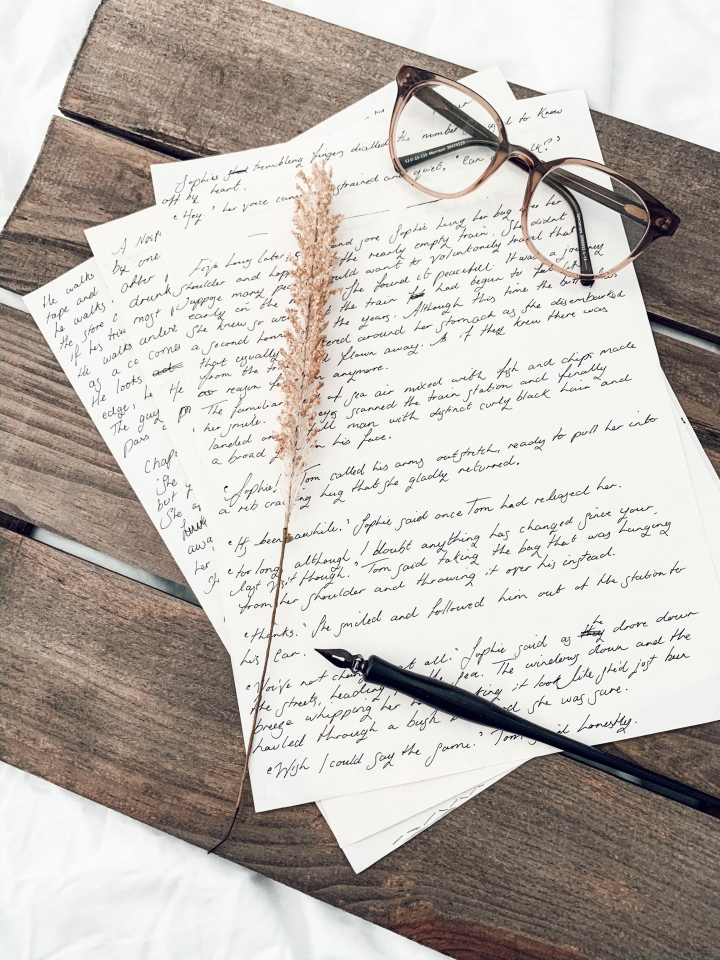 Writers Wednesday : Routine… or lack ofone…